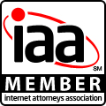 internet attorneys association membership banner
